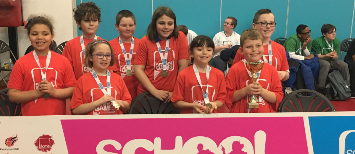 South Yorkshire School Games 2017