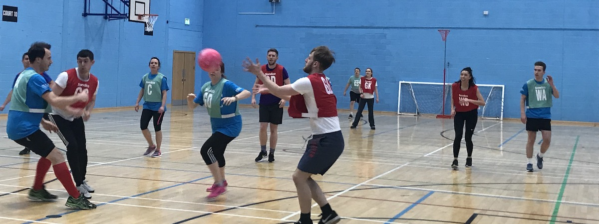 Business Netball Tournament